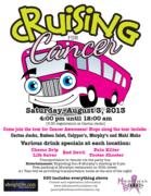 2013 Cruising for Cancer Tour