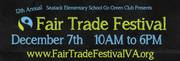 12th Annual Fair Trade Festival