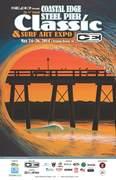 Billabong presents the Coastal Edge Steel Pier Classic & Surf Art Expo.