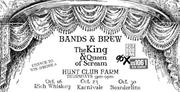 Rich Whiskey at Hunt Club Farm Tonight & We Have Discount Tickets to Haunted Hunt Club Farm!