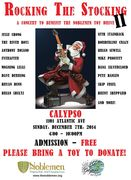 Rocking the Stocking Concert and Noblemen Toy Drive