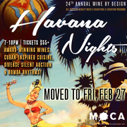 24TH ANNUAL WINE BY DESIGN AT VIRGINIA MOCA