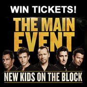 2ND NKOTB CONTEST ANNOUNCEMENT **WIN 2 TICKETS TO NEW KIDS ON THE BLOCK WITH NELLY AND TLC**