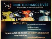 iRide to Change Lives - Noblemen / Noblewoman Sponsored Event