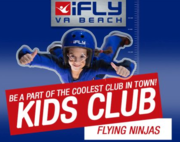 Kids Club at iFly