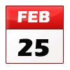 Click here for THURSDAY 2/25/16 Events and Entertainment Listing