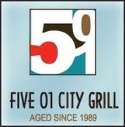 SUPER BOWL PARTY & LOCALS ONLY CARD PICK-UP PARTY AT FIVE 01 CITY GRILL
