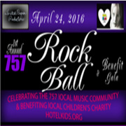 757 Rock Ball & Benefit Gala at the Granby Theater April 24th