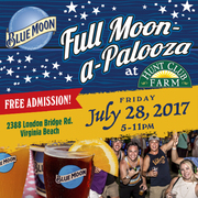 Discount VIP Tickets to Blue Moon Full Moon-a-Palooza