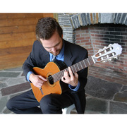 Classical Guitar Concert by Jeremy Milligan