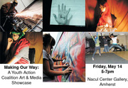 Making Our Way: A YAC Art & Media Showcase