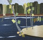 Art Quilts & Illustration by Sarah Adam