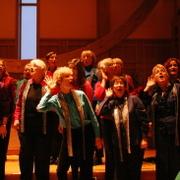 Wings! Women's Chorus Open Rehearsals