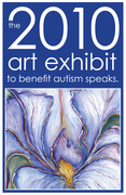 2010 Art Exhibit and Auction to Benefit Autism