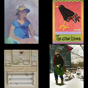Small Works by Kristin Zottoli, Mark Majeski, Susan Barocas and Noelle Horsfield
