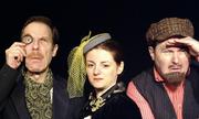 The Essence: A Yiddish Theatre Dim Sum
