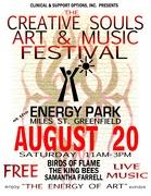 creative souls; art and music festival