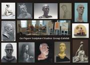 Go Figure Sculpture Studios Group Exhibit