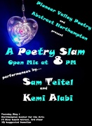Pioneer Valley Poetry and Abstract Northampton present a Poetry Slam