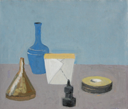January Opening at Gallery A3-Larry Smith-Recent Still  Life Paintings