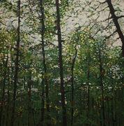 Paintings by Brigita Fuhrmann, Debra Dunphy and Susan Paju