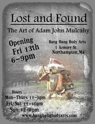 Lost and Found: The Art of Adam John Mulcahy