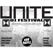 UNITE DJ FESTIVAL Closing Party