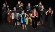 Concert: The Klezmer Conservatory Band, with special guest vocalists Eleanor Reissa and Lorin Sklamberg plus Frank London