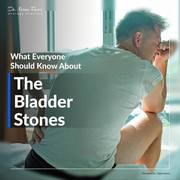 Bladder stones - Symptoms and causes