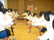 Archery and Fencing Classes- Fall 2014