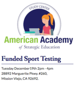 Free Sport Testing Event - Everyone is welcome!