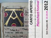 Festival Canto Aperto 2012