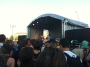 Finley at Vegfest