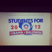 #vote for the one that #believes in #equality for ALL people #vote for #love and #equalrights! #rights #election2012 #election #democrat #obama #baldwin #college #students #uni #university #collegelif