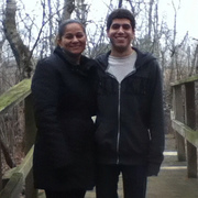 #mum and #me in #schmeeckle #nature #reserve #parents #college #collegelife #uwsp #uni #university #stevenspoint #wi #wisconsin