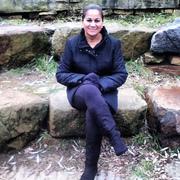 #mum in #schmeeckle #nature #reserve #rocks #parents #college #collegelife #uwsp #stevenpoint #wi #wisconsin