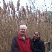 #mum and #dad in #schmeeckle #nature #reserve #plants #parents #college #collegelife #uni #university #uwsp #stevenspoint #wi #wisconsin