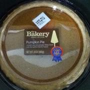 #yum #yummy #food #pumpkin #pie #pumpkinpie #walmart
