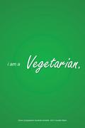 I am a Vegetarian