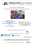 Circle Time with Friends