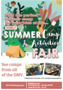 Summer Camp and Activities Fair
