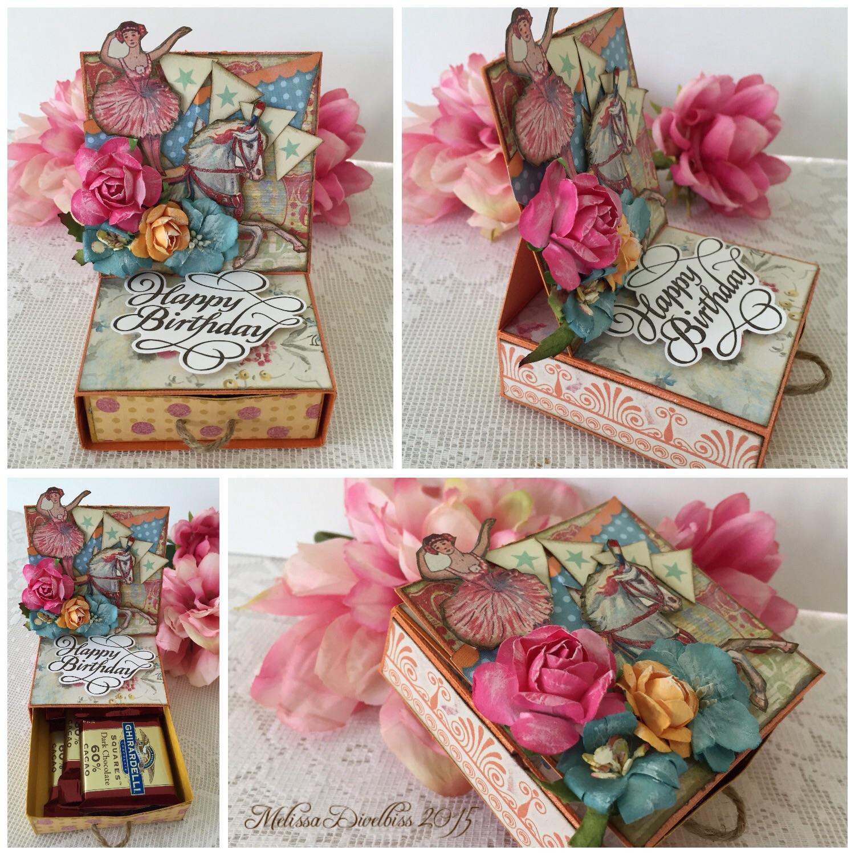 Teeny Tiny Easel Box Card