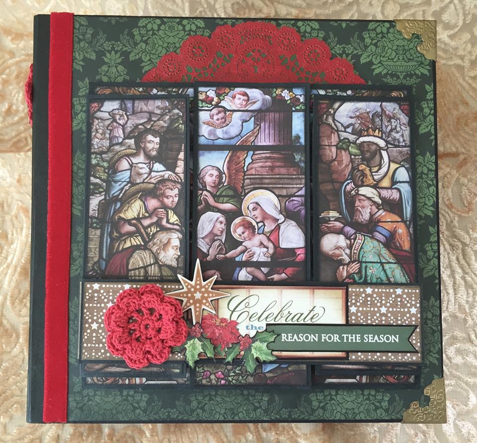 "Kaisercraft ""Holy Night"" Christmas Album"