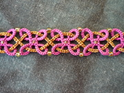 Celtic bracelet - detail