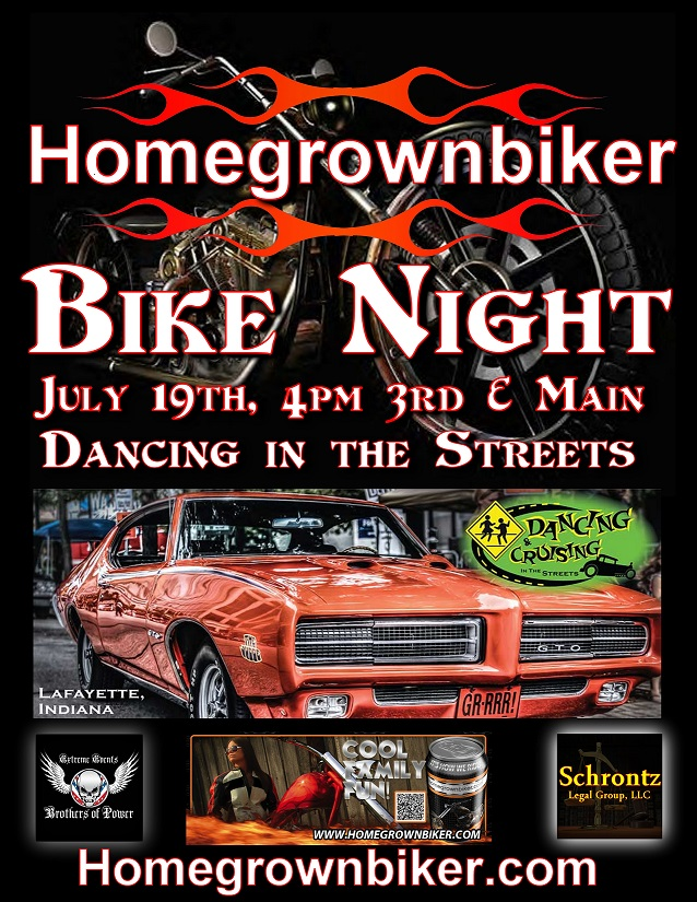 July Bike Night Dancing Streets 50%