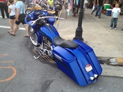Nice bikes @ Ohio Bike Week 2012