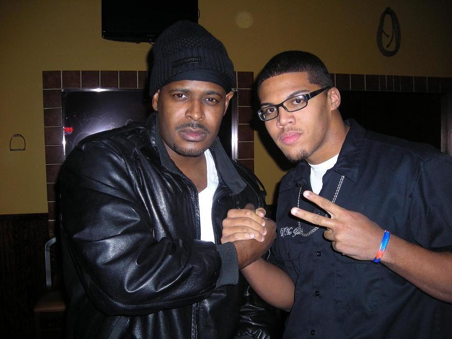 Sheek Louch of D-Block & DJ NewYork