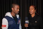 Shae Thomas of 4 U Entertainment and Ray J