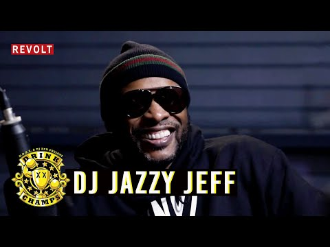 DJ Jazzy Jeff | Drink Champs (Full Episode)