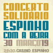 Concerto Solidário 'Espinho com a Beira'